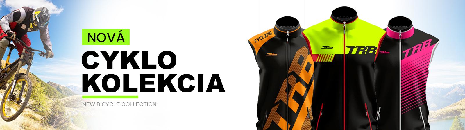 3b Cyklistické vesty