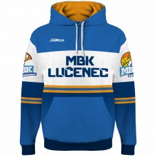 Mikina s kapucňou MBK Lučenec 0216