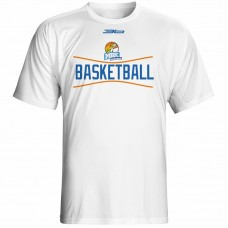 Bavlnené tričko MBK Lučenec 0216 - biela