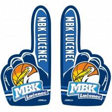 Fan ruka  MBK Lučenec