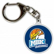 Prívesok logo  MBK Lučenec