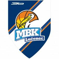 Vlajočka MBK Lučenec 0116
