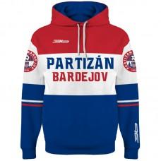Mikina s kapucňou FK Bardejov vz.2