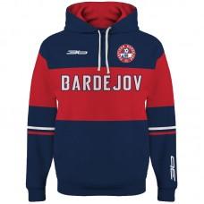 Mikina s kapucňou FK Bardejov vz.3