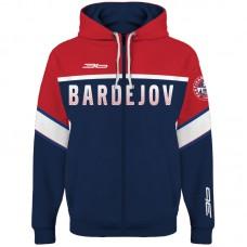 Mikina s kapucňou FK Bardejov vz.5