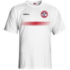 Bavlnené tričko FK Bardejov vz.1 - biela