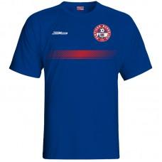 Bavlnené tričko FK Bardejov vz.1 - royal modrá