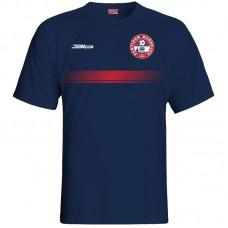 Bavlnené tričko FK Bardejov vz.1 - modrá – tmavomodrá