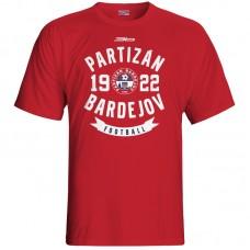 Bavlnené tričko FK Bardejov vz.3