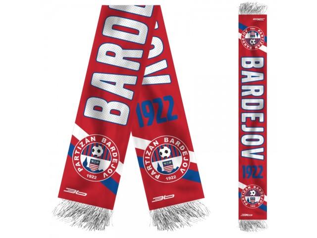 Šál FK Bardejov vz.3