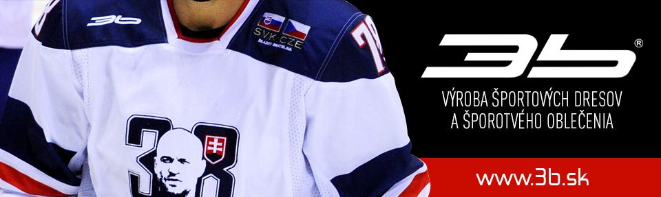 3B - Výroba športových dresov a športového oblečenia