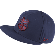 FC BARCELONA SEASONAL TRUE HAT loyal blue/black/stormred