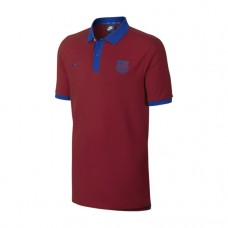 MEN'S FC BARCELONA CORE POLO gym red/sport royal