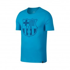 FC Barcelona T-Shirt BLUE FURY