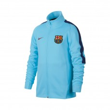 Kids' FC Barcelona Jacket Blue/Red