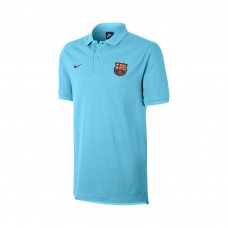 FC Barcelona Polo Blue/Red