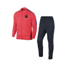 MEN'S FC BARCELONA TRACK SUIT bright crimson/obsidian/game royal