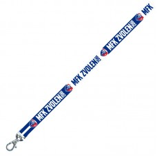 Šnúrka na kľúče MFK Lokomotíva Zvolen 0316