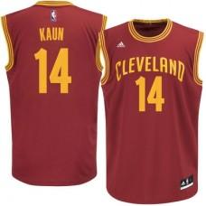 Cleveland Cavaliers - Sasha Kaun Replica NBA Dres