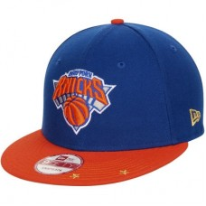 New York Knicks - Current Logo Star Trim Commemorative Champions NBA Čiapka