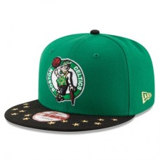 Boston Celtics - Current Logo Star Trim Commemorative Champions NBA Čiapka