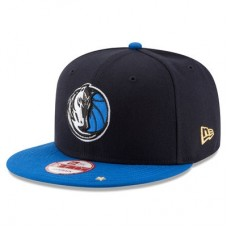 Dallas Mavericks - Current Logo Star Trim Commemorative Champions NBA Čiapka