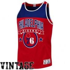 Philadelphia 76ers - Vintage NBA Tielko