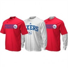 Philadelphia 76ers - Combo Pack NBA Tričko