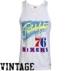 Philadelphia 76ers - Neon Summer NBA Tielko