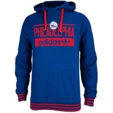 Philadelphia 76ers - Originals NBA Mikina s kapucňou