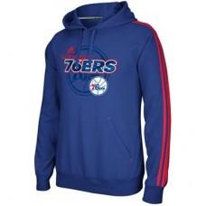 Philadelphia 76ers - Tip-Off 3-Stripe NBA Mikina s kapucňou