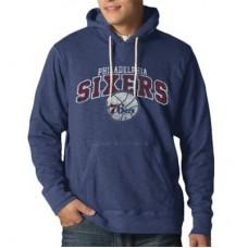 Philadelphia 76ers - Slugger NBA Mikina s kapucňou