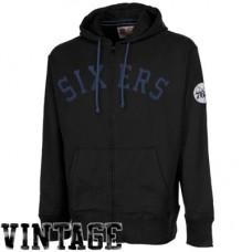 Philadelphia 76ers - Scrimmage Full Zip NBA Mikina s kapucňou