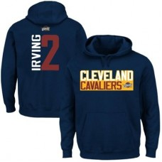 Cleveland Cavaliers - Kyrie Irving NBA Mikina s kapucňou