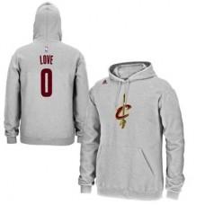Cleveland Cavaliers - Kevin Love NBA Mikina s kapucňou