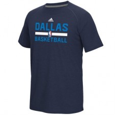 Dallas Mavericks - On-Court Climalite Ultimate NBA Tričko