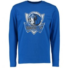 Dallas Mavericks - Distressed NBA Tričko s dlhým rukávom