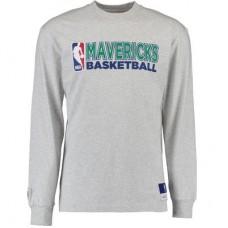 Dallas Mavericks - Team Issued NBA Tričko s dlhým rukávom