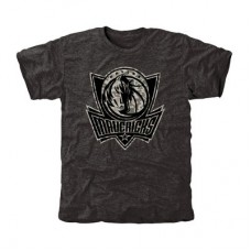 Dallas Mavericks - Court Warrior Tri-Blend NBA Tričko