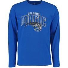 Orlando Magic - Distressed NBA Tričko s dlhým rukávom