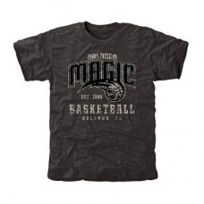Orlando Magic - Camo Stack Tri-Blend NBA Tričko
