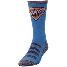 Oklahoma City Thunder - For Bare Feet Patches NBA Ponožky