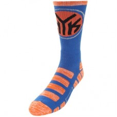 New York Knicks - For Bare Feet Patches NBA Ponožky