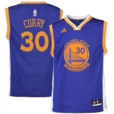 Golden State Warriors Detský - Stephen Curry Replica NBA Dres