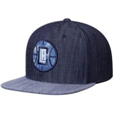 Los Angeles Clippers - Linen Snapback NBA Čiapka