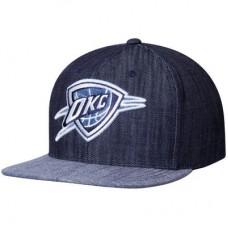 Oklahoma City Thunder - Linen Snapback NBA Čiapka