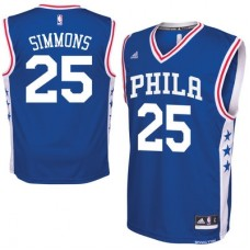 Philadelphia 76ers - Ben Simmons 2016 Draft Pick Replica NBA Dres