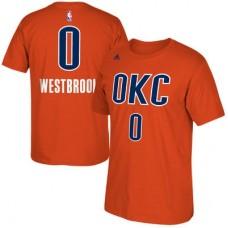 Oklahoma City Thunder - Russell Westbrook Net NBA Tričko