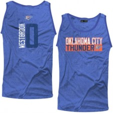 Oklahoma City Thunder - Russell Westbrook Threads Vertical NBA Tielko