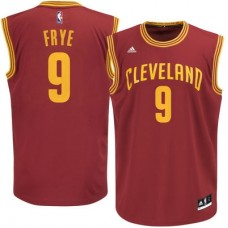 Cleveland Cavaliers - Channing Frye Replica NBA Dres